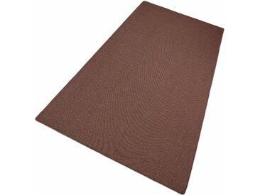 Living Line Sisalteppich Trumpf, rechteckig, 6 mm Höhe, Obermaterial: 100% Sisal, Wohnzimmer B/L: 200 cm x 220 cm, 1 St. braun Esszimmerteppiche Teppiche nach Räumen