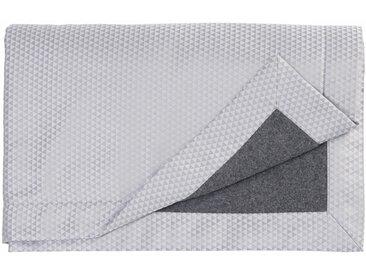 Wohndecke Maris, Curt Bauer 130x190 cm, Baumwolle grau Baumwolldecken Decken Wohndecken