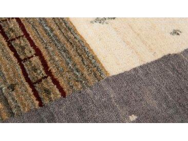 Wollteppich, Gabbeh Helen, carpetfine, rechteckig, Höhe 15 mm, handgewebt