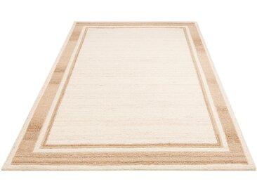 Wollteppich, Nenad, DELAVITA, rechteckig, Höhe 14 mm, handgetuftet 7, 240x340 cm, mm beige Moderne Teppiche