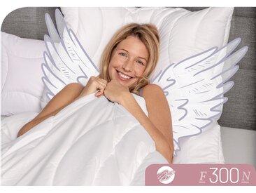 Baumwollbettdecke, F300, Schlafstil weiß, 200x200 cm weiß Naturfaser Bettdecke Bettdecken Bettdecken, Kopfkissen Unterbetten