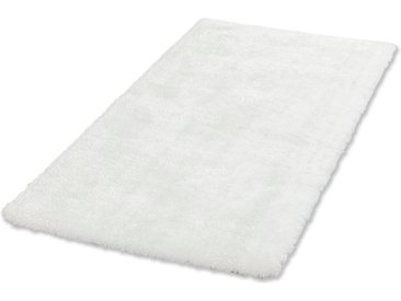 SCHÖNER WOHNEN-Kollektion Hochflor-Teppich Heaven, rechteckig, 50 mm Höhe, besonders weich durch Microfaser, Wohnzimmer 6, 200x290 cm, weiß Schlafzimmerteppiche Teppiche nach Räumen