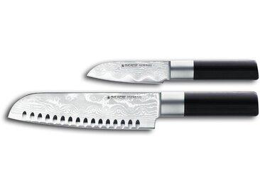 Felix Solingen Messer-Set Absolute ML, (Set, 2 tlg.), Widerstandsfähig und belastbar Einheitsgröße schwarz Küchenmesser-Sets Besteck Messer Haushaltswaren Kochmesser-Sets
