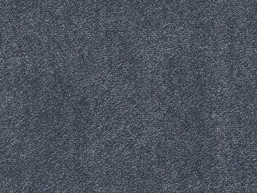 Vorwerk Teppichboden EXCLUSIVE 1060, rechteckig, 11 mm Höhe, Luxus-Saxony, 400 cm Breite B: cm, 1 St. blau Bodenbeläge Bauen Renovieren