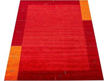 Teppich, Gabbeh 309, Paco Home, rechteckig, Höhe 14 mm, handgewebt