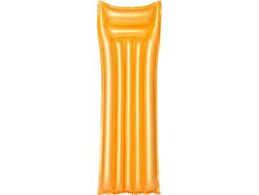 Bestway Luftmatratze Gold, BxLxH: 54x170x15 cm Einheitsgröße goldfarben Wasserspielzeug Pools Planschbecken Garten Balkon