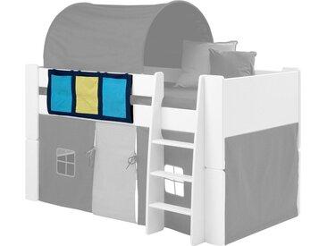 STEENS Spieltunnel FOR KIDS / 93 cm blau Spielzelt Outdoor-Spielzeug
