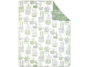 Wohndecke Kassandra, SEI Design 150x200 cm, Baumwolle-Polyacryl-Polyester beige Baumwolldecken Decken Wohndecken
