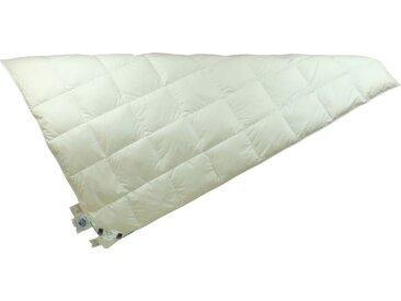 Daunenbettdecke, Bayern, Schäfer weiß, 200x220 cm weiß Daunendecke Bettdecken Bettdecken, Kopfkissen Unterbetten Bettdecke