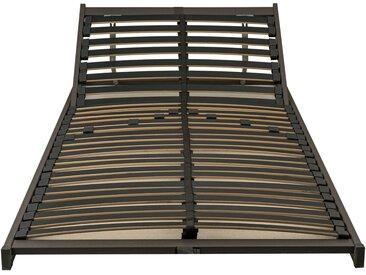 Breckle Lattenrost EvoX Carbon K, (1 St.), Individuelle Härteverstellung, für alle Matratzen geeignet, Made in Germany B/L: 140 cm x 190 cm, 120 kg mehrfarbig Lattenroste 90x220 nach Größen