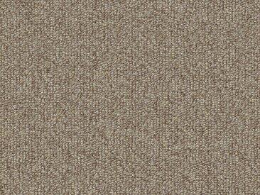 Vorwerk Teppichboden ESSENTIAL 1074, rechteckig, 6 mm Höhe, Schlinge 1-farbig, 400/500 cm Breite B: 500 cm, 1 St. braun Bodenbeläge Bauen Renovieren