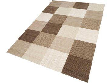 Teppich, Üsküdar 7386, Festival, rechteckig, Höhe 11 mm, maschinell gewebt 4, 160x230 cm, mm beige Kurzflor-Läufer Läufer Bettumrandungen Teppiche