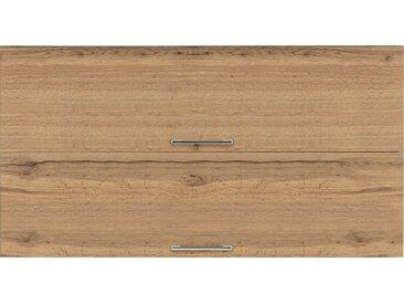 HELD MÖBEL Klapphängeschrank Colmar 110 x 57 34 (B H T) cm beige Hängeschränke Küchenschränke Küchenmöbel Schränke