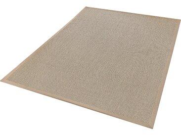 Dekowe Sisalteppich Brasil, rechteckig, 6 mm Höhe, Flachgewebe, Obermaterial: 100% Sisal, Wohnzimmer 6, 200x290 cm, beige Schlafzimmerteppiche Teppiche nach Räumen