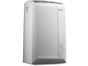 De'Longhi Klimagerät PAC N82 ECO, Mobiles mit Entfeuchtungs-Funktion Kühlen: A (A+++ bis D) Einheitsgröße weiß Klimageräte, Ventilatoren Wetterstationen SOFORT LIEFERBARE Haushaltsgeräte
