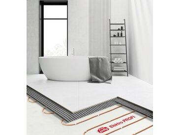 bella jolly Fußbodenheizung Elektroheat Profi L: 3900 cm, 5,5 m² orange Heizen Klima
