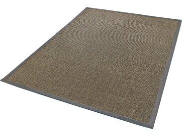 Dekowe Sisalteppich Mara S2, rechteckig, 5 mm Höhe, Flachgewebe, Obermaterial: 100% Sisal, Wohnzimmer 4, 160x230 cm, braun Schlafzimmerteppiche Teppiche nach Räumen