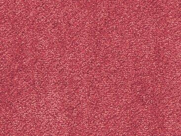 Vorwerk Teppichboden SUPERIOR 1064, rechteckig, 11 mm Höhe, Soft-Glanz-Saxony, 500 cm Breite B: cm, 1 St. rosa Bodenbeläge Bauen Renovieren