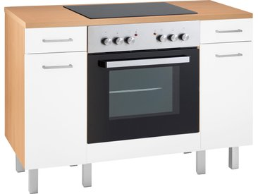 OPTIFIT Herdumbauschrank Tapa, Modul, Breite 120 cm x 86,4 60 (B H T) cm, 2-türig weiß Umbauschränke Küchenschränke Küchenmöbel Schränke