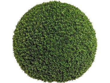 Creativ green Kunstpflanze Buchsbaumkugel Ø 70 cm grün Künstliche Zimmerpflanzen Kunstpflanzen Wohnaccessoires