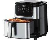 AEG Fritteuse Gourmet 6 AF6-1-4ST, 1500 W, Fassungsvermögen 3,5 l Einheitsgröße silberfarben Fritteusen SOFORT LIEFERBARE Haushaltsgeräte