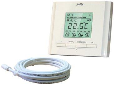 bella jolly Raumthermostat Top-Therm, für Fußbodenheizungen Einheitsgröße weiß Thermostate Heizen Klima