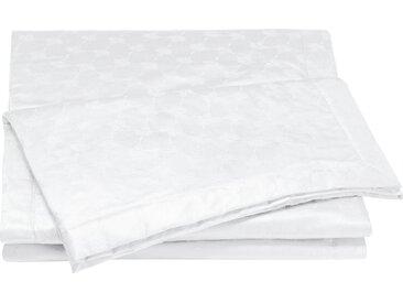 Plaid Cornflower Allover, Joop 166x230 cm, Baumwolle grau Baumwolldecken Decken Wohndecken