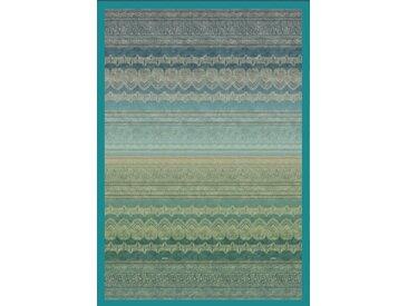 Plaid Brunelleschi, Bassetti 135x190 cm, Baumwolle grün Baumwolldecken Decken Wohndecken