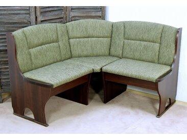 Eckbank Madrid B/H/T: 125 cm x 85 grün Sitzbänke Nachhaltige Möbel
