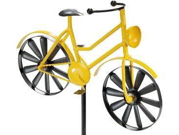Home affaire Deko-Windrad Yellow Bike