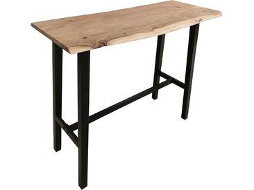 SIT Bartisch B/H/T: 124,5 cm x 112 51 beige Barmöbel Küchenmöbel Küche Ordnung