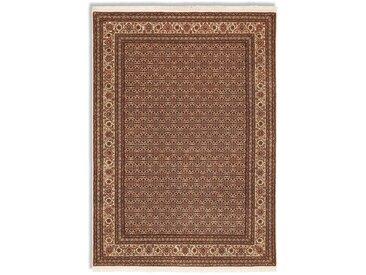 Läufer, Cavari Herati, OCI DIE TEPPICHMARKE, rechteckig, Höhe 4 mm, manuell geknüpft 13, 80x300 cm, mm beige Fransenteppiche Teppiche