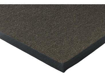 Sisalteppich uni Farben 5, ca. 200/300 cm grau Schlafzimmerteppiche Teppiche nach Räumen