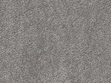 Vorwerk Teppichboden SUPERIOR 1064, rechteckig, 11 mm Höhe, Soft-Glanz-Saxony, 500 cm Breite B: cm, 1 St. grau Bodenbeläge Bauen Renovieren