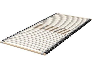 Rollrost, Roll'n'Sleep, Schlaraffia, Kopfteil nicht verstellbar verstellbar, 1x 140x200 cm, bis 140 kg weiß Lattenrost für Übergewichtige Lattenroste Matratzen und