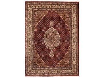 Läufer, Cavari Mahi, OCI DIE TEPPICHMARKE, rechteckig, Höhe 5 mm, manuell geknüpft 50, 80x350 cm, mm rot Fransenteppiche Teppiche