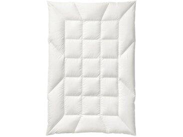 Gänsedaunenbettdecke, Downaround, SANDERS OF GERMANY, Füllung: 100% Gänsedaunen weiß, 200x135 cm weiß Daunendecke Bettdecken Bettdecken, Kopfkissen Unterbetten Bettdecke