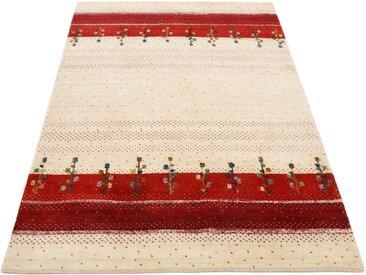 Wollteppich, Gabbeh Loom Lori, carpetfine, rechteckig, Höhe 15 mm, handgewebt