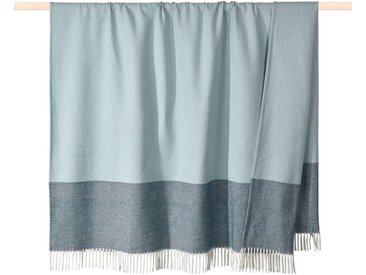 PAD Wohndecke Stripes, in dezenten Farbkombinationen B/L: 150 cm x 200 blau Baumwolldecken Decken