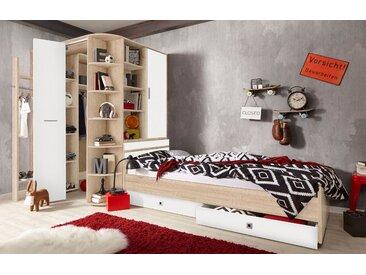 Wimex Jugendzimmer-Set Joker, (Set, 4 tlg.) Einheitsgröße beige Kinder Komplett-Jugendzimmer Jugendmöbel Kindermöbel Schlafzimmermöbel-Sets