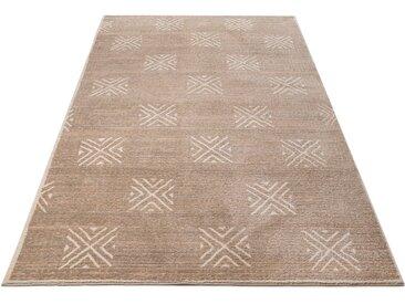 Home affaire Teppich Verena, rechteckig, 14 mm Höhe, Berber-Optik, Wohnzimmer 6, 200x300 cm, beige Schlafzimmerteppiche Teppiche nach Räumen