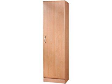 wiho Küchen Seitenschrank Prag, in 2 Tiefen B/H/T: 50 cm x 200 cm, 1 beige Vorratsschränke Küchenschränke Küchenmöbel