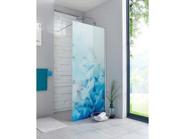 maw Walk-in-Dusche Relax, Breite 90 cm, Bildmotiv, Duschabtrennung B/H: cm x 192,8 farblos Duschwände Duschen Bad Sanitär