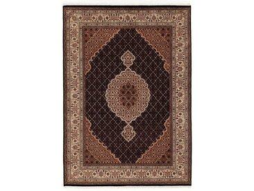 Läufer, Cavari Mahi, OCI DIE TEPPICHMARKE, rechteckig, Höhe 5 mm, manuell geknüpft 13, 80x300 cm, mm schwarz Fransenteppiche Teppiche
