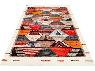 Wecon home Teppich Modern Berber, rechteckig, 13 mm Höhe, Wohnzimmer B/L: 200 cm x 290 cm, 1 St. bunt Esszimmerteppiche Teppiche nach Räumen