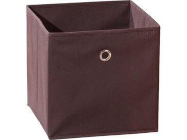INOSIGN Faltbox Winny Braun, 3er Set Einheitsgröße braun Körbe Boxen Regal- Ordnungssysteme Küche Ordnung