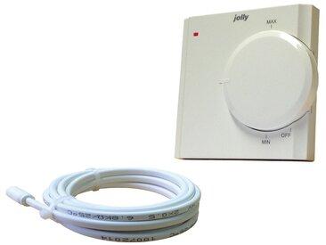 bella jolly Raumthermostat Elektroheat, für Fußbodenheizungen Einheitsgröße weiß Thermostate Heizen Klima