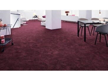 Vorwerk Teppichboden SUPERIOR 1041, rechteckig, 12 mm Höhe, Shag, mehrfarbig, 400 cm Breite B: cm, 1 St. lila Bodenbeläge Bauen Renovieren