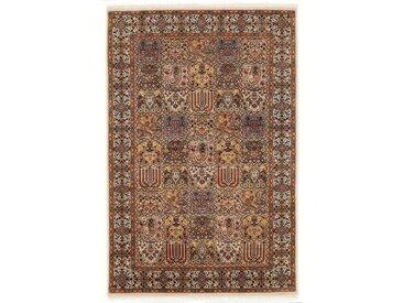 Läufer, Vasuki, OCI DIE TEPPICHMARKE, rechteckig, Höhe 4 mm, manuell geknüpft 12, 80x250 cm, mm beige Fransenteppiche Teppiche