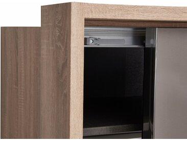 nolte Möbel Passepartout Zubehör für Schwebetürenschränke Marcato und concept me 310 x 228 18 (B H T) cm braun Kleiderschränke Schränke